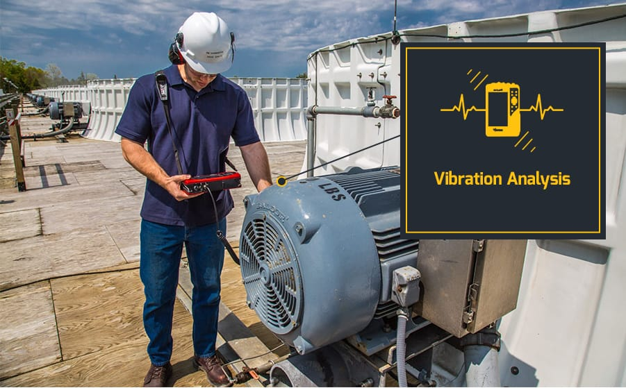Vibration Analysis For Condition Monitoring And Machine